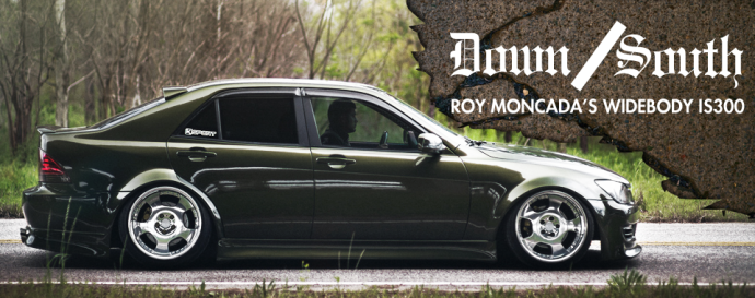 DOWN SOUTH – Roys wide body is300
